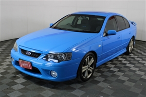 2007 Ford Falcon XR6 BF MKII Automatic S