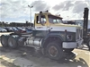 <p>1988 International S Line 6 x 4 Cab Chassis Truck</p>