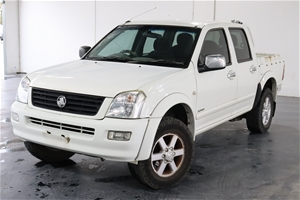 2004 Holden Rodeo LT RA Automatic Dual C
