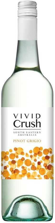 Vivid Crush Pinot Grigio 2020 (12x 750mL)