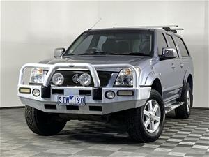 2004 Holden Rodeo LT (4x4) RA Turbo Dies