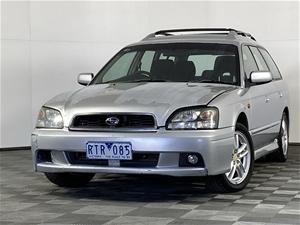 2002 Subaru Liberty RX B3 Manual Wagon