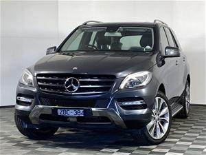 2012 Mercedes Benz ML350 BlueTEC W166 Tu