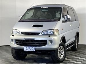2004 Mitsubishi Delica Automatic 7 Seats