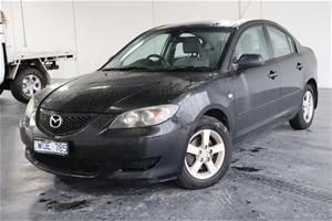 2005 Mazda 3 Neo BK Automatic Sedan