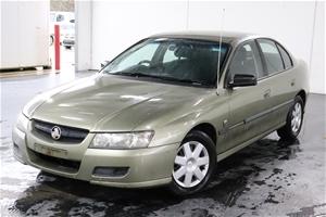 2004 Holden Commodore Executive VZ Autom