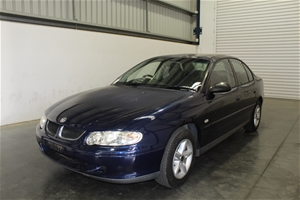 2002 Holden Commodore Acclaim VX Automat