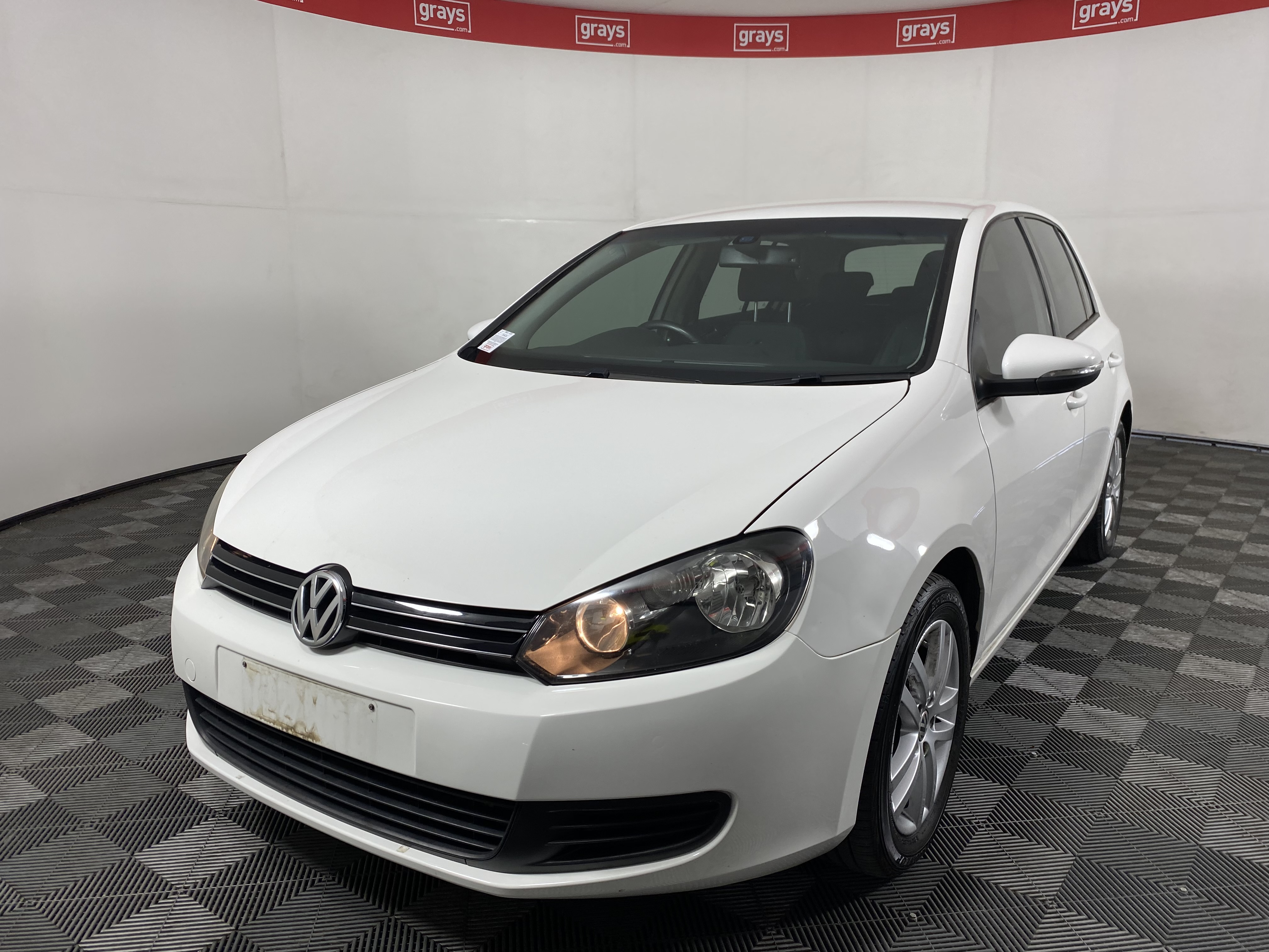 2011 Volkswagen Golf 118TSI Comfortline Auto Hatchback 127,988km