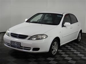 2005 Holden Viva JF Automatic Hatchback