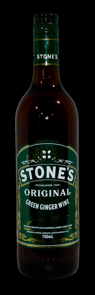 Stones Original Green Ginger Wine NV (6 x 750mL), SA