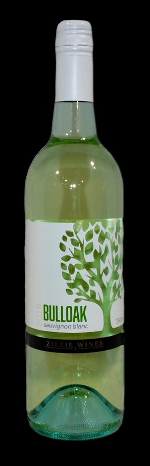 Zilzie Bulloak Sauvignon Blanc 2019 (6 x 750mL), VIC