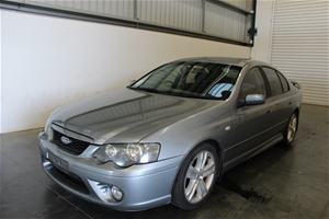 2006 Ford BF Falcon XR6T Turbo Automatic