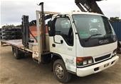 Truck, Scissor Lifts, Welder & Floor Sweeper