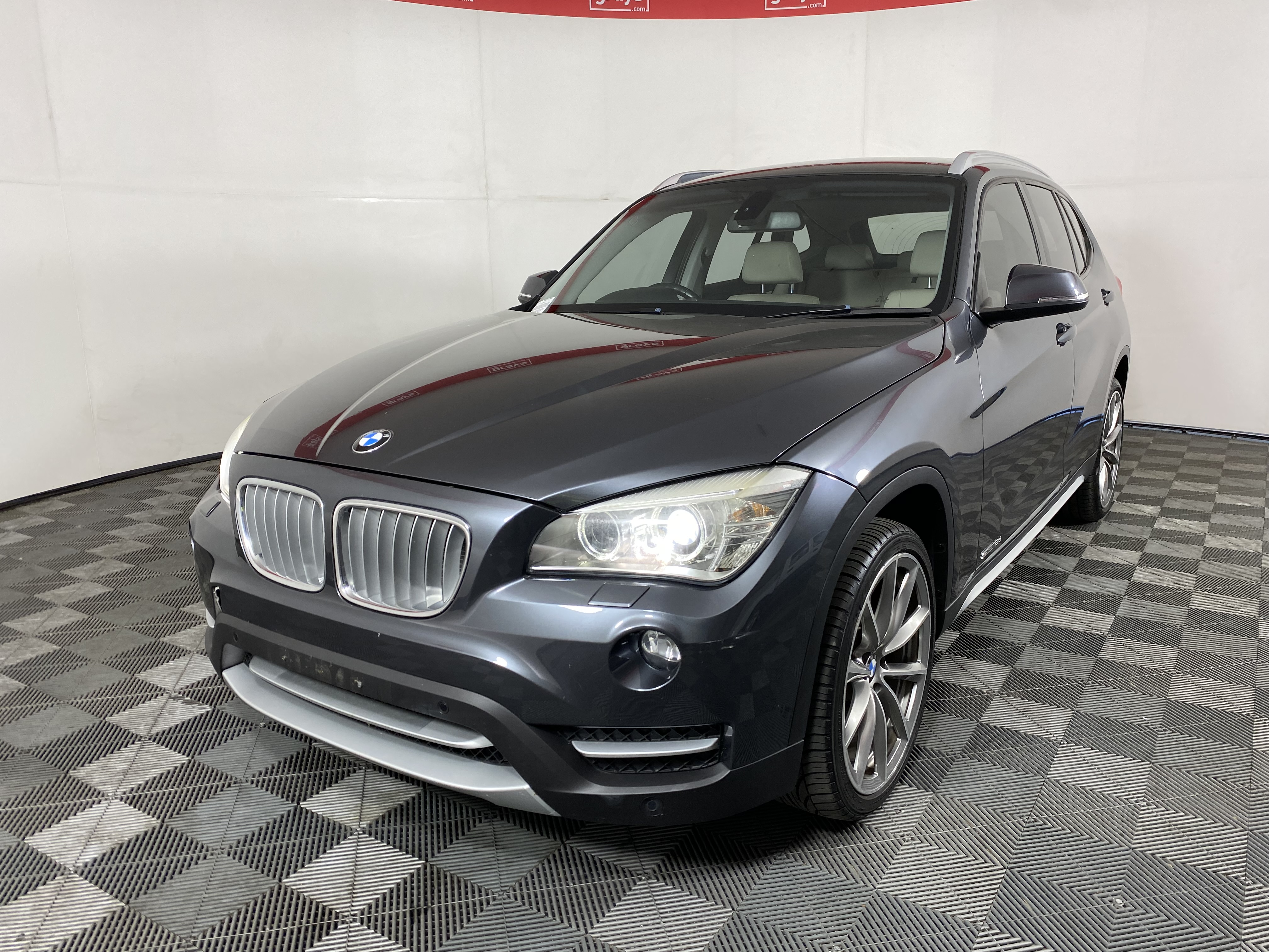 2014 BMW X1 sDrive 18d E84 LCI Turbo Diesel Auto Wagon 97,203km