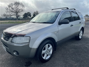 2007 Ford Territory TS AWD Automatic - M