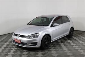 2014 Volkswagen Golf 90TSI A7 Automatic