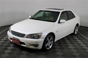 2005 Lexus IS200 Sports Luxury Automatic