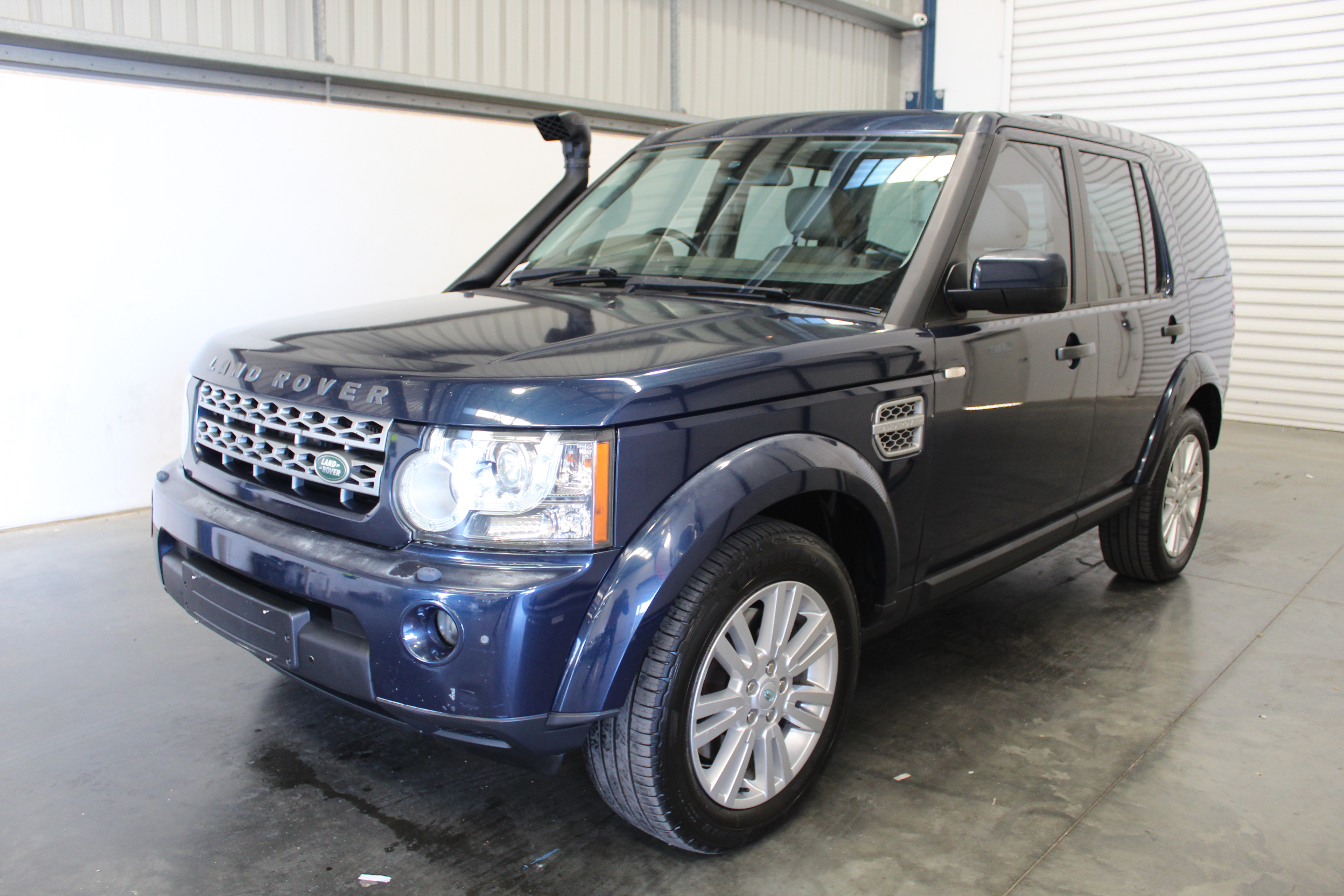 2010 (2011) Land Rover Discovery 4 SDV6 HSE T/Diesel Auto 7 Seats Wagon
