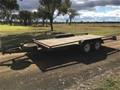 Unreserved VMS & Box Trailers