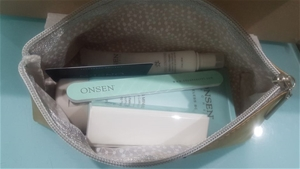 ONSEN Nail Care Collection ,