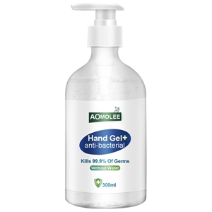 10 x Aomolee 300ml Anti-Bacterial Hand S