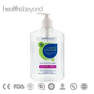 6 X Health & Beyond Hand Sanitizer 500ML