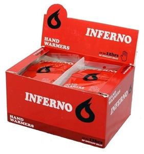 40 x INFERNO Hand Warmers