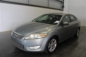 2009 Ford Mondeo Zetec MB Turbo Diesel A