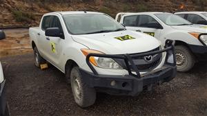 Mazda Dual Cab 4 X 4 Style Side Utility