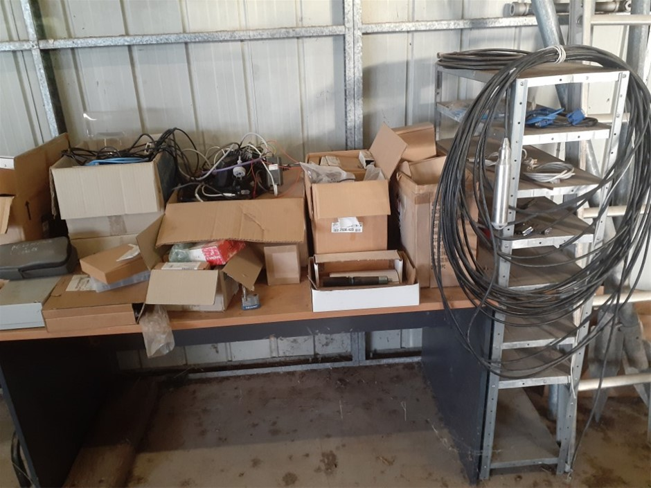 Miscellaneous Electrical Control Items