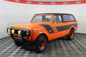 1978 INTERNATIONAL SCOUT 345 V8 Automati