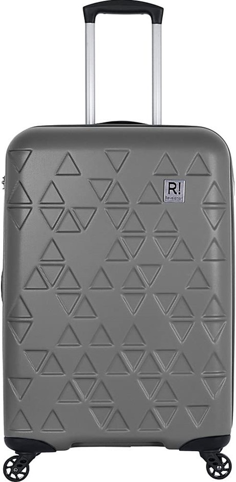 REVELATION Echo MAX 4W Cabin Roller CASE, Charcoal, 56 cm, Made from tough