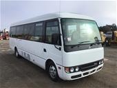 2012 Mitsubishi Rosa Deluxe 4.9 Intercooled T/D