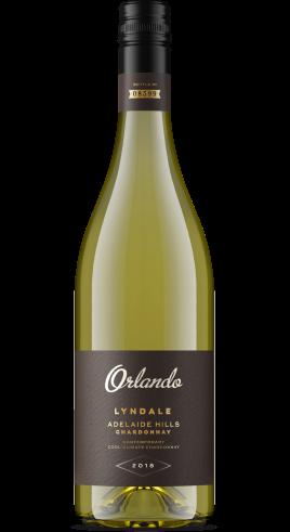 Orlando Legends Lyndale Chardonnay 2018 (6x 750mL). Adelaide Hills
