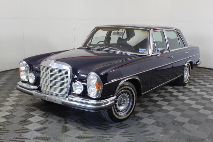 1971 Mercedes 300 SEL 6.3 Automatic Saloon Sedan