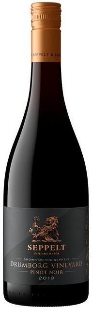 Seppelt Drumborg Pinot Noir 2019 (6x 750mL).