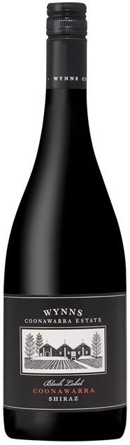 Wynn's Black Label Shiraz 2015 (6x 750mL).