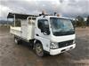 <p>2006 Mitsubishi Canter 7/800 4.0T 4 x 2 Tipper Truck</p>