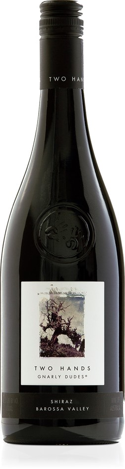 Two Hands Gnarly Dudes Shiraz 2020 (12x 750mL).