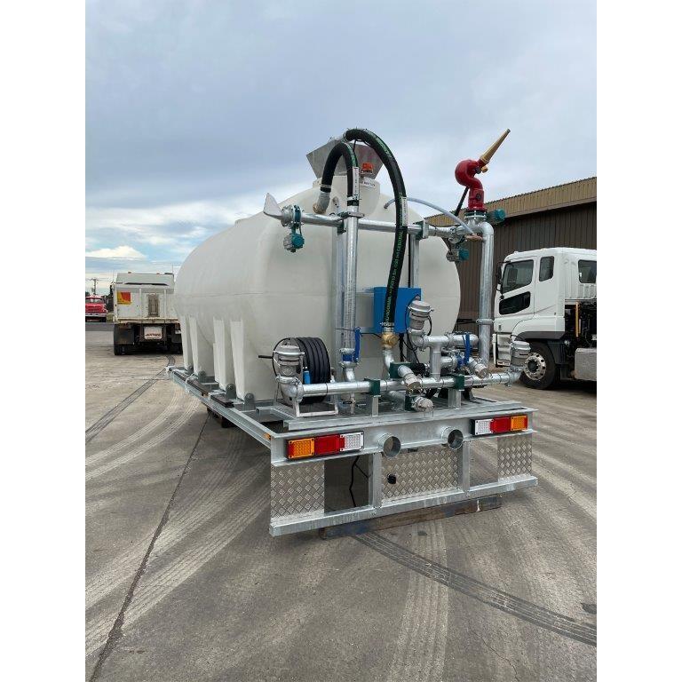 2021 Unused 12000L Water Cart Truck