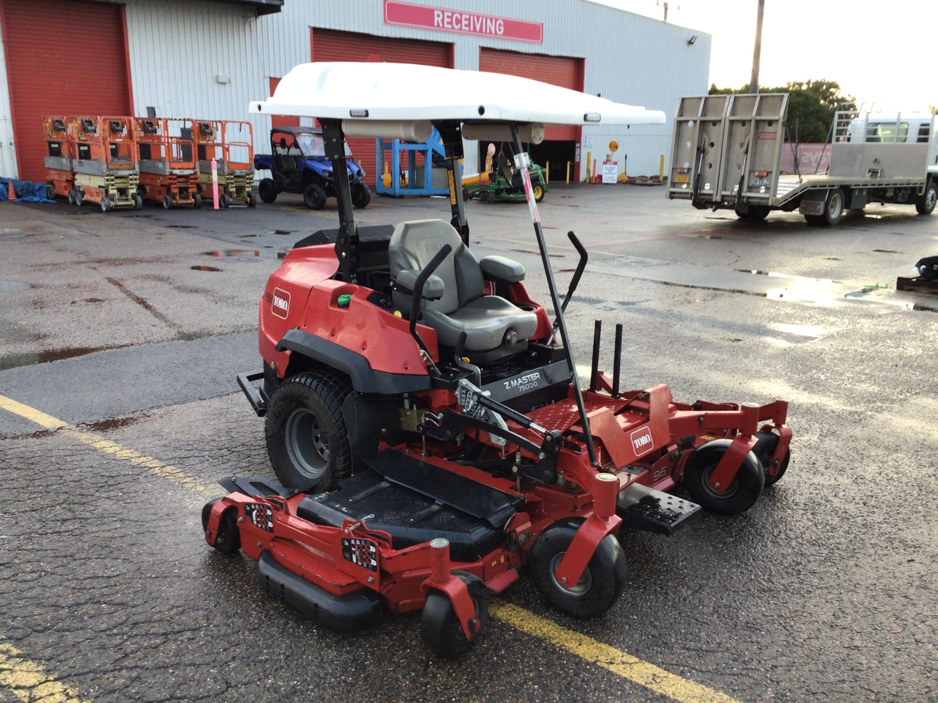 2019 Toro Z Master 7500-D Ride On Lawn Mower