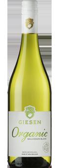Giesen Organic Sauvignon Blanc 2020 (6x 750mL).