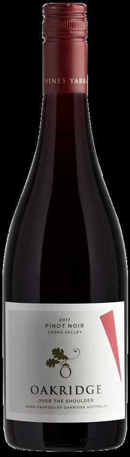 Oakridge YV Pinot Noir 2019 (6x 750mL), Yarra Valley, VIC. Screwcap