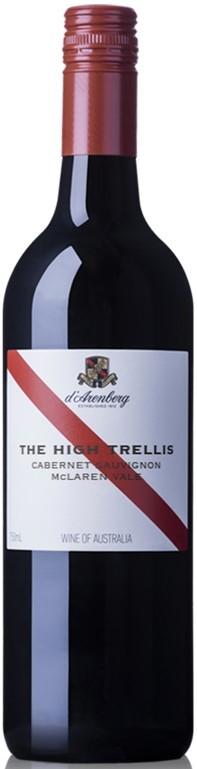 d'Arenberg The High Trellis Cabernet Sauvignon 2018 (12x 750mL)