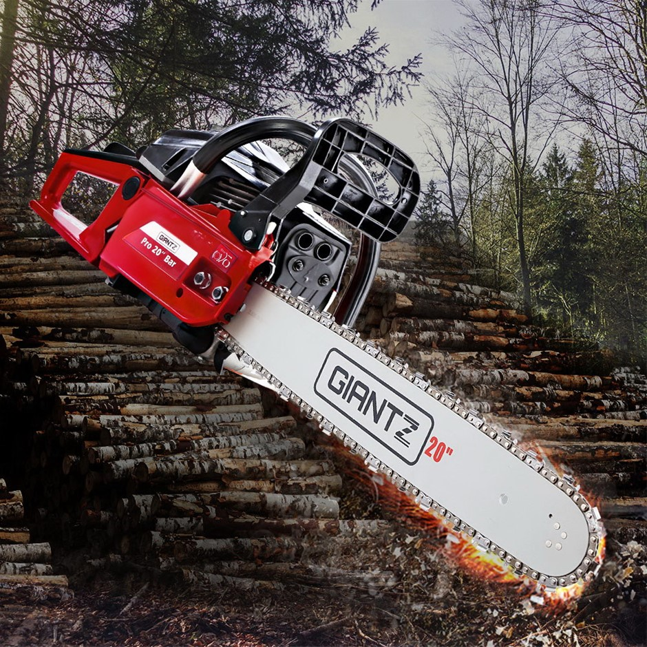 Giantz 52CC 4.0HP 20'' Chainsaw