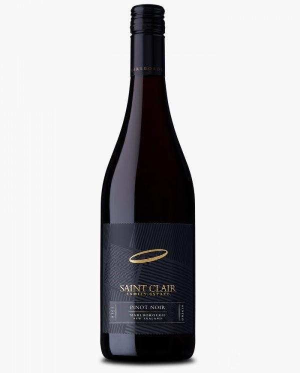 Saint Clair Origin Pinot Noir 2019 (6x 750mL).