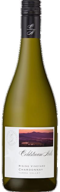Coldstream Hills Rising Vineyard Chardonnay 2018 (6x 750mL).
