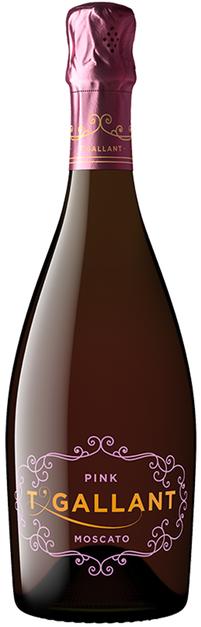 T'Gallant Sparkling Moscato NV (6x 750mL).