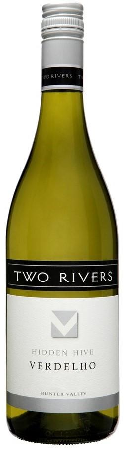 Two Rivers Hidden Hive Verdelho 2020 (6x 750mL).