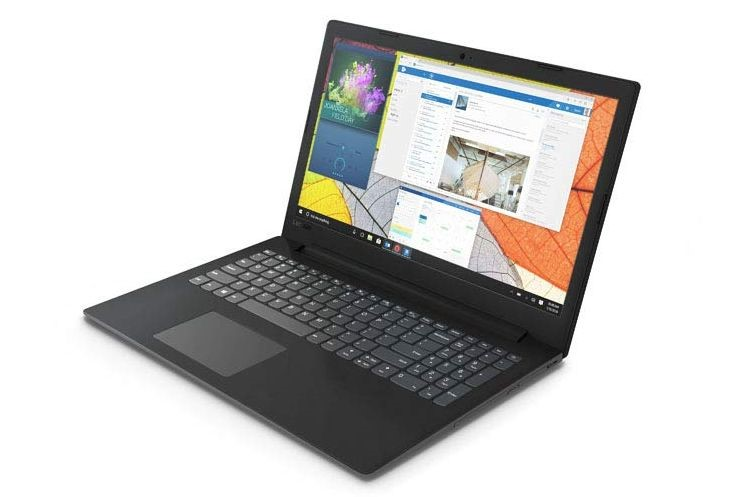 Lenovo V145-15AST 15.6-inch Notebook, Black